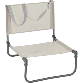 Lafuma Mobilier CB Beach Chair with Cannage Phifertex seigle